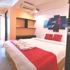 Khaosan Art Hotel Бангкок комната для гостей фото 4