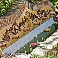Отель Hacienda Roche Viejo Испания, Кониль-де-ла-Фронтера - отзывы, цены и фото номеров - забронировать отель Hacienda Roche Viejo онлайн развлечения