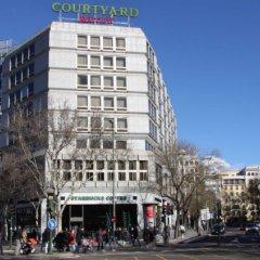 Отель Courtyard by Marriott Madrid Princesa фото 6