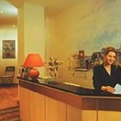 Grand Hotel du Calvados интерьер отеля фото 2