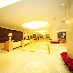 Отель Aurum International Hotel Xi'an Китай, Сиань - отзывы, цены и фото номеров - забронировать отель Aurum International Hotel Xi'an онлайн интерьер отеля фото 3