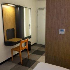 Отель easyHotel Brussels City Centre Бельгия, Брюссель - отзывы, цены и фото номеров - забронировать отель easyHotel Brussels City Centre онлайн удобства в номере