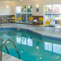 Отель Fairfield Inn & Suites by Marriott Columbus OSU США, Колумбус - отзывы, цены и фото номеров - забронировать отель Fairfield Inn & Suites by Marriott Columbus OSU онлайн бассейн
