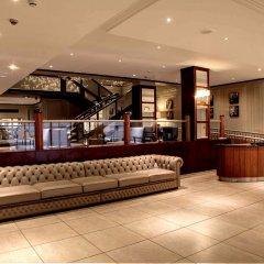 Hilton Glasgow Grosvenor Hotel интерьер отеля