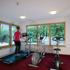 Отель Alpenpanorama Австрия, Зёлль - отзывы, цены и фото номеров - забронировать отель Alpenpanorama онлайн фитнесс-зал