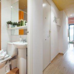 Апартаменты Inside Barcelona Apartments Vidreria ванная