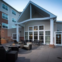 Отель Residence Inn by Marriott Columbus Polaris интерьер отеля фото 2