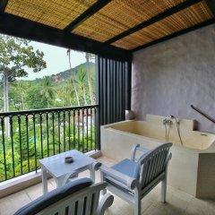 Отель Sheraton Samui Resort балкон