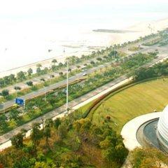 Отель Xiamen International Conference Hotel Китай, Сямынь - отзывы, цены и фото номеров - забронировать отель Xiamen International Conference Hotel онлайн пляж фото 2