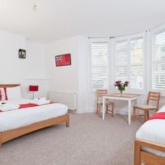 Отель Hamptons Brighton Великобритания, Кемптаун - отзывы, цены и фото номеров - забронировать отель Hamptons Brighton онлайн детские мероприятия фото 2