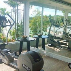 Отель The Nai Harn Phuket фитнесс-зал фото 4