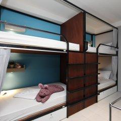 Отель At nights Hostel Таиланд, Пхукет - отзывы, цены и фото номеров - забронировать отель At nights Hostel онлайн сейф в номере