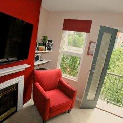 Отель Times Square Suites Канада, Ванкувер - отзывы, цены и фото номеров - забронировать отель Times Square Suites онлайн комната для гостей фото 4