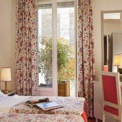 Отель Les Jardins D'Eiffel Париж комната для гостей фото 4