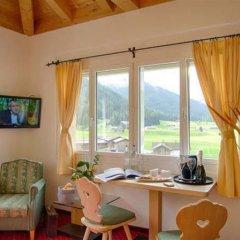 Отель Alpenhof Швейцария, Давос - отзывы, цены и фото номеров - забронировать отель Alpenhof онлайн в номере фото 2