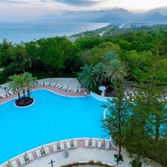 Rixos Downtown Antalya Турция, Анталья - 7 отзывов об отеле, цены и фото номеров - забронировать отель Rixos Downtown Antalya онлайн бассейн фото 3