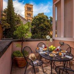 Отель Aenea Superior Inn Италия, Рим - 1 отзыв об отеле, цены и фото номеров - забронировать отель Aenea Superior Inn онлайн балкон фото 4
