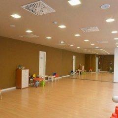 Hotel Táctica фитнесс-зал