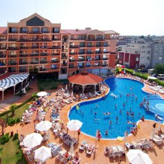 Hotel & SPA Diamant Residence - Все включено Солнечный берег бассейн фото 2