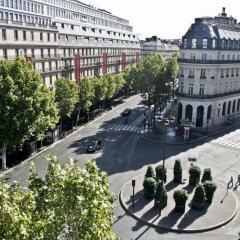Отель Orion Paris Haussman балкон