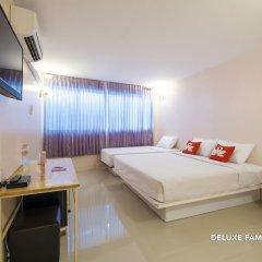 Отель ZEN Rooms Phetchaburi 13 комната для гостей фото 5