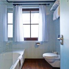Отель K6 Rooms by Der Salzburger Hof Австрия, Зальцбург - отзывы, цены и фото номеров - забронировать отель K6 Rooms by Der Salzburger Hof онлайн ванная фото 2