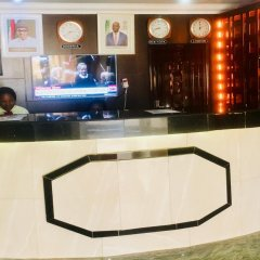 El-Hassani Hotel интерьер отеля