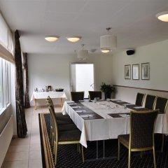 Отель Best Western Hotel Scheelsminde Дания, Алборг - отзывы, цены и фото номеров - забронировать отель Best Western Hotel Scheelsminde онлайн питание фото 2