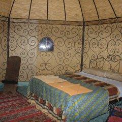 Отель Kasbah Leila Марокко, Мерзуга - отзывы, цены и фото номеров - забронировать отель Kasbah Leila онлайн комната для гостей фото 4