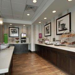 Отель Hampton Inn by Hilton Pawtucket питание фото 2
