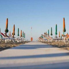 Отель Suite Litoraneo Римини пляж