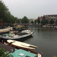 Отель Prinsen House Нидерланды, Амстердам - отзывы, цены и фото номеров - забронировать отель Prinsen House онлайн приотельная территория фото 2