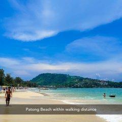 Отель ZEN Premium Chaloemprakiat Patong пляж