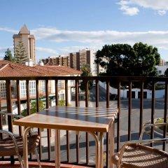 Отель Galicia Испания, Фуэнхирола - отзывы, цены и фото номеров - забронировать отель Galicia онлайн балкон