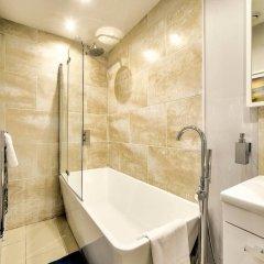 Отель City Centre Georgian Maindoor 2bed/2bath Apartment Великобритания, Эдинбург - отзывы, цены и фото номеров - забронировать отель City Centre Georgian Maindoor 2bed/2bath Apartment онлайн ванная фото 2