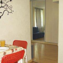 Апартаменты LUXKV Apartment on Malaya Filevskaya 4 балкон