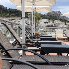 Отель Athens Zafolia Hotel Греция, Афины - 1 отзыв об отеле, цены и фото номеров - забронировать отель Athens Zafolia Hotel онлайн приотельная территория