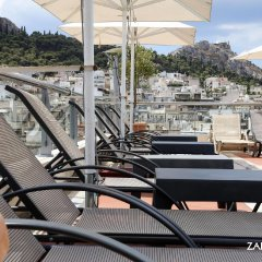 Athens Zafolia Hotel фото 3
