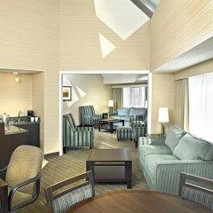 Отель Delta Hotels by Marriott Saskatoon Downtown комната для гостей фото 2
