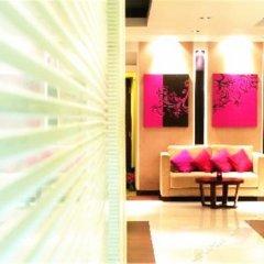 Отель Grand Inn Бангкок балкон