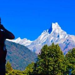 Отель Aroma Tourist Hostel Непал, Покхара - отзывы, цены и фото номеров - забронировать отель Aroma Tourist Hostel онлайн фото 5