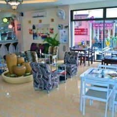 Отель Pattaya Holiday Lodge Паттайя питание фото 3