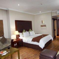 Отель Park Inn by Radisson, Lagos Victoria Island комната для гостей фото 14