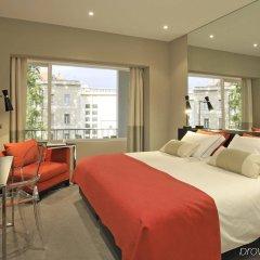 Отель Avani Avenida Liberdade Лиссабон комната для гостей фото 5