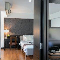 Отель Lily Residence Бангкок сейф в номере