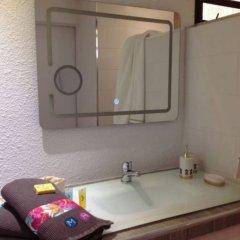 Отель Studio Maru Here Французская Полинезия, Папеэте - отзывы, цены и фото номеров - забронировать отель Studio Maru Here онлайн ванная
