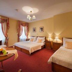 Отель PODHRAD Глубока-над-Влтавой комната для гостей фото 3