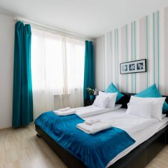 Отель Sun Resort Apartments Венгрия, Будапешт - 5 отзывов об отеле, цены и фото номеров - забронировать отель Sun Resort Apartments онлайн комната для гостей фото 3