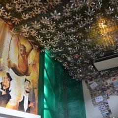 Silom Art Hostel Бангкок сауна