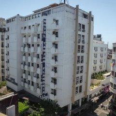 Отель Rembrandt Марокко, Танжер - отзывы, цены и фото номеров - забронировать отель Rembrandt онлайн балкон